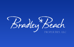Bradley Beach Properties | Spysie Tech LLC | Logo Design