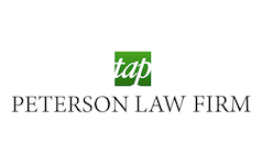 Spysie Tech Logo Portfolio | Peterson Law Firm